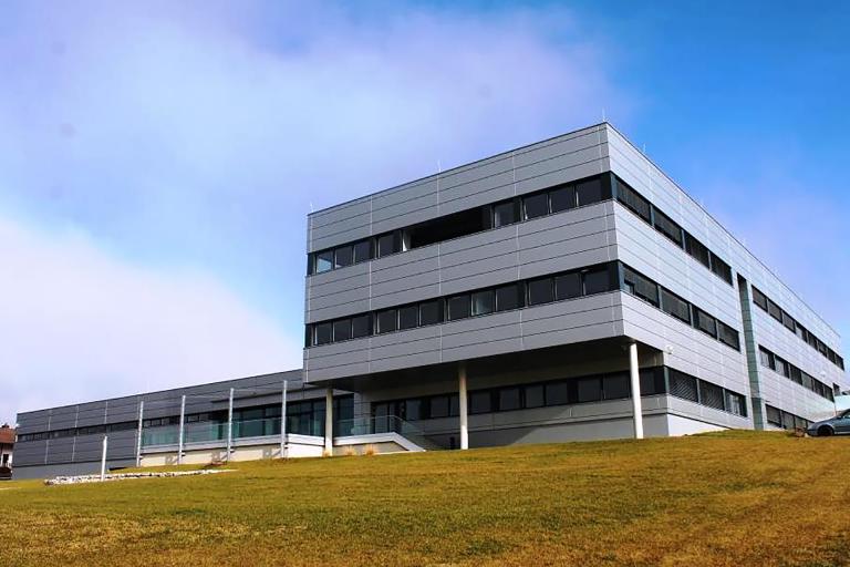 RSF Verwaltungsgebäude